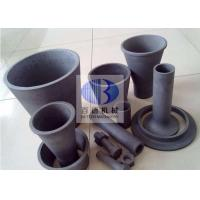 Wear Resistance SiSiC Material Silicon Carbide Ceramic Cyclone Liner Manufactures