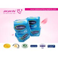 270mm Disposable Sanitary Napkins Menstrual Period Use With Soft Surface Manufactures