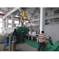 Cheap 4 KW  AC 16 meters light pole shut-welding machine full automatic for sale