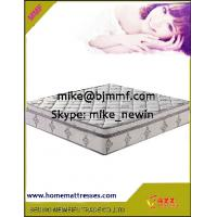 China Cheap King Bed Mattresses Sizes Manufactures