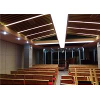 Buy cheap Wooden Prefabricated Folding Internal Doors Customize For Hotel from wholesalers