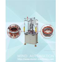 Car generator stator wave winding Coil and wedge auto inserting machine for alternator Manufactures