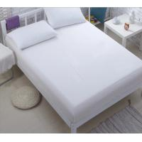100% Cotton hotel home used fitted cover fitted bed sheet Manufactures