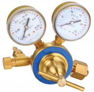 Medium Industrial Gas Pressure Regulators Durable Good Pressure Stability Manufactures