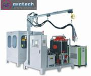China Protech Hihg Pressure PU Injection Mechanical Equpment for Solar Heater Insulation Production Line on sale