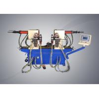 Double Head Pipe Bending Machine With Auxiliary Pushing Function For Indoor Furniture
