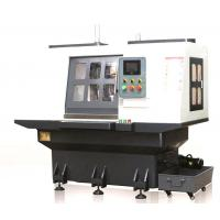 Two Spindle Cnc Vertical Machining Center Rotary Disk Type Hardware Products Manufactures