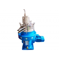 High Performance Model PDSLA-400 / 600 Latex Disc Stack Centrifuges For Industry Use Manufactures