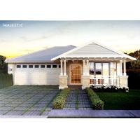 Beautiful Prefab Bungalow Homes / Bungalow House Plans With Corrugated Steel Roofing Manufactures