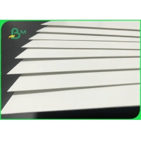High Thickness White Cardboard 1.2mm 1.5mm For Premium Cosmetic Box Manufactures