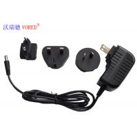 RoHS Approval Ac To 12v Dc Power Adapter, 12V 1A Mobile Phone Wall Charger Manufactures
