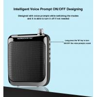 China Professional Wired Loudspeaker Headset Microphone Speaker for anchor, Emcee, coaching center, trainer, Yoga Instructor on sale
