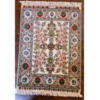 China Handmade wall decorative tapestry hand knotted silk antique art rug on sale