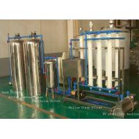 China Stainless Steel RO Drinking Water Treatment Systems for Water Filling Line on sale