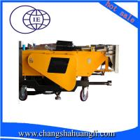 China Cement/Mortar/Lime/Gypsum Wall Plastering Machine on sale