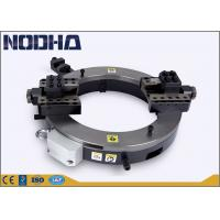 """Automatic Feed Pneumatic Pipe Cutting Beveling Machine With 14""""-20"""" Working Range"""