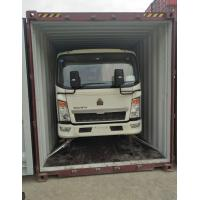 SINOTRUK HOWO 5 Tons Light Truck LHD for Logistics ZZ1047C2813C145 Manufactures