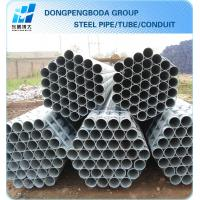 Light ,Medium, Heavy , ERW Hot Dip Galvanized Steel Pipes China supplier made in China Manufactures