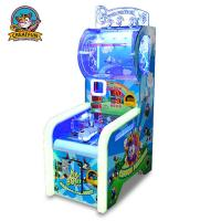 Buy cheap Ball Shooting Ticket Redemption Game Machine Colorful LED Light With Music from wholesalers