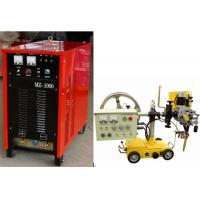Inverter Automatic Submerged Arc Welding Machine , Steel Products SAW Welding Machine Manufactures