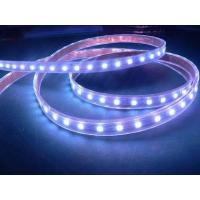 24W DC 24V Waterproof SMD3528 RGB Flexible LED Strip Lights With 3pcs LEDs Manufactures
