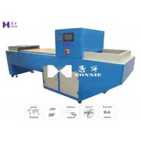 Auto Continue Style Blister Card Packaging Machine For Stainless Steel Scourer Cleaning Ball Manufactures
