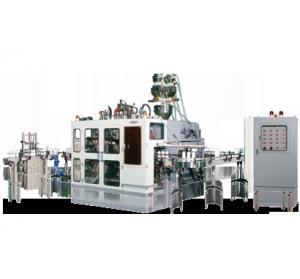 Vigate !!! 120 Liter Automatic Blow Molding Machine Energy Manufactures