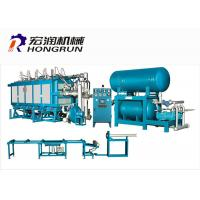 Full Automatic EPS Block Moulding Machine PLC Control / Touch Screen Manufactures