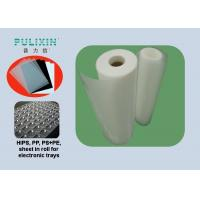 Customized High Transparent PP Sheet Roll in Plastic Packaging at 0.8 mm Manufactures