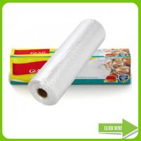 Quality Vacuum Sealer Rolls Commercial Food Bags Transparent Colour HDPE Material for sale