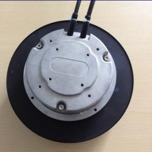 PA66 Brushless Motor Ec Backward Curved Centrifugal Fan 220VAC Silent Manufactures