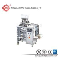 Vertical Liquid Form Fill Seal Machine Industrial High Speed 4 Sides Sealing Manufactures