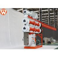 China Crumbler Machine Bird Feed Production Line , Low Breakdown Animal Feed Plant Machinery on sale