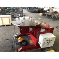 Buy cheap 600kg CE Pipe Welding Positioners , Rotary And Tilting Turnable joint welding from wholesalers