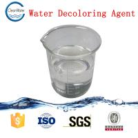 CW -08 Water Decoloring Agent , Water Treatment Chemicals Sticky Liquid Manufactures