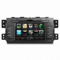 In-dash DVD Player for Kia and Apple's iPod/iPhone/iPad, with Bluetooth and Navigation Manufactures