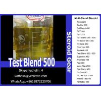 China Steroid Injection Oil Test Blend 500 ( Test D / Test Pp / Test Prop / Test Cyp / Test I Blend) For Bodybuilding on sale