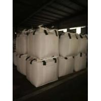 White Polypropylene  PP Big Bags Sand And Gravel Bulk Bag 1% UV Stabilized Manufactures
