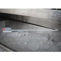 Cheap Easy Clean Air Cooled / Water Cooled Ice Machine , Industrial Ice Making Machines  for sale