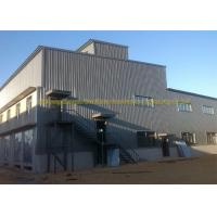 China Prefabricated Workshop Steel Structure Workshop Steel Buildings Q345 on sale