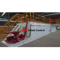 China High quality oil Well drilling mud solids control system for sale on sale