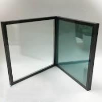 China Window Double Glazed Glass , Insulated Glass With Superior Performance on sale
