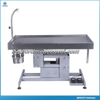 China Veterinary medical equipment animal productsVeterinary ME-824 Hydraulic Operating Table on sale