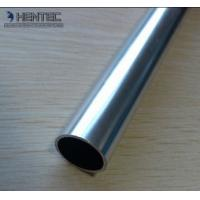 Durable Anodized 6061 aluminum extrusion tube round , structural aluminum extrusions Manufactures