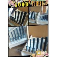 6 Pieces 16mm Shank Right Hand Rotataion 6 Piece Mortising Bit Sets For Woodworking Manufactures