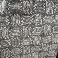 Car Seat Cover 150cm 200gsm ROHS Polyester Upholstery Fabric Manufactures