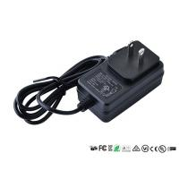 Wall Mount Power Adapter Single Output US EU UK Plug AC DC Adaptor 12v 0.8a 800ma Manufactures