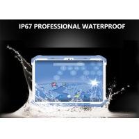 10 Inch IPS Display Barcode Rugged Tablets PC Fingerprint Reader 2GB RAM 16GB ROM Manufactures