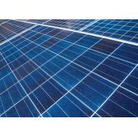 Tear Resistant B Grade Solar Panels Self Cleaning Function Easy Maintenance Manufactures