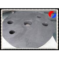 Rigid Graphite Board Thermal Insulation , PAN Based Insulation Felt Round Shape Manufactures